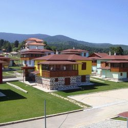 Holiday village of Batashki Khan